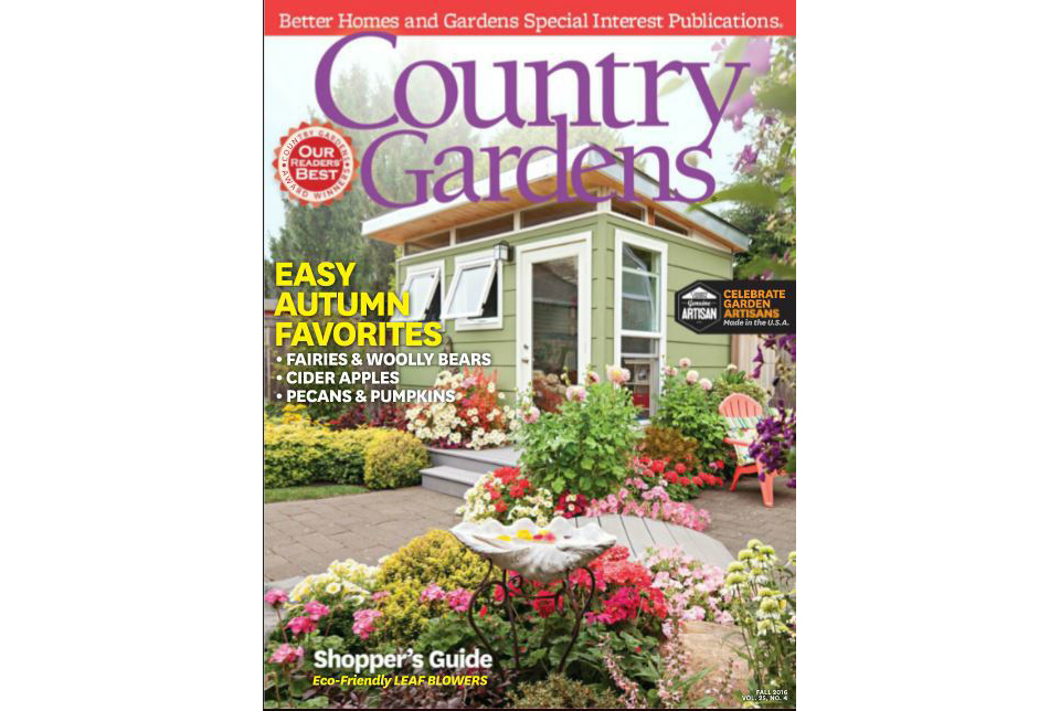 Country Gardens Features WORX 56V TURBINE Leaf Blower 2