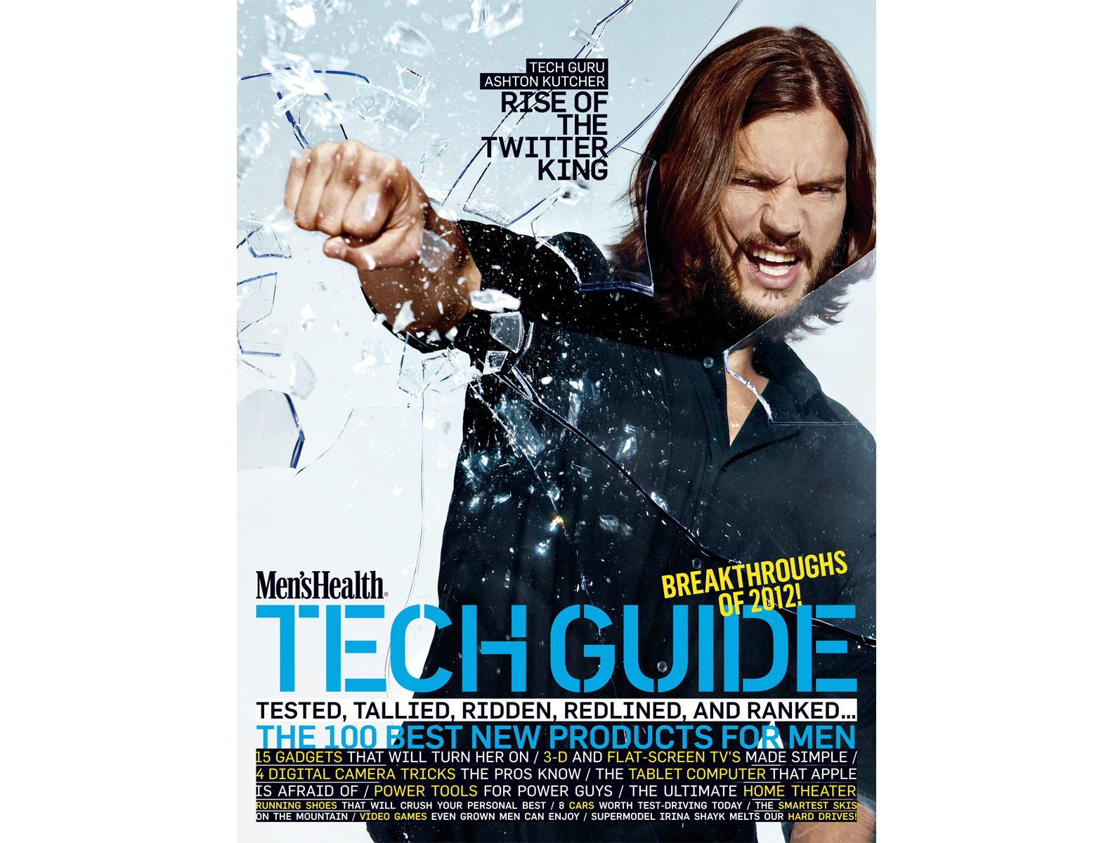 Men's Health Tech Guide