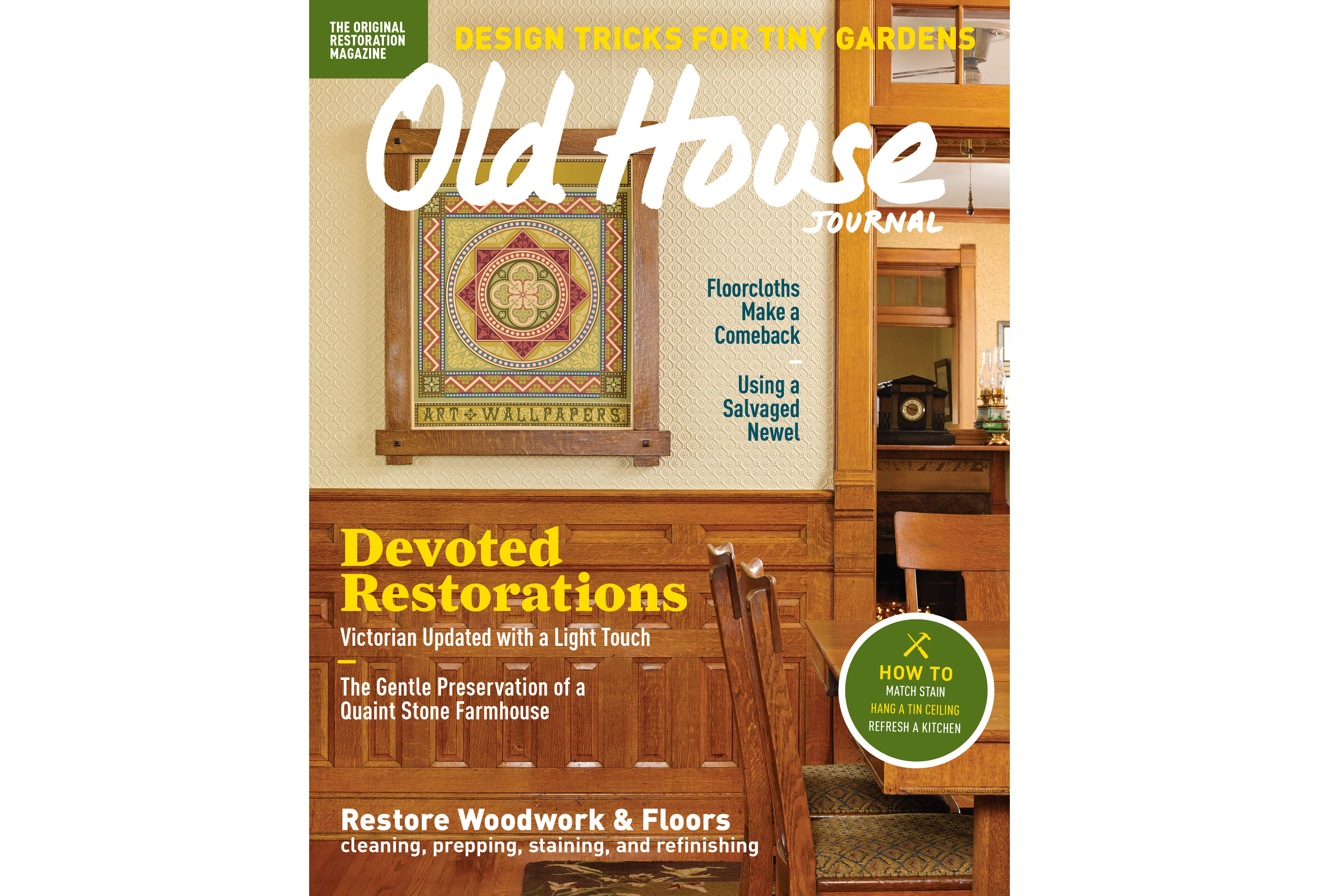 WORX Circular Saw in Old House Journal