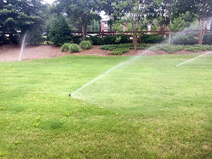 Irrigation Spray Heads